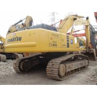 Free New Paint Second Hand Komatsu Excavator Pc400 - 6 With 600mm Shoe Size Manufactures