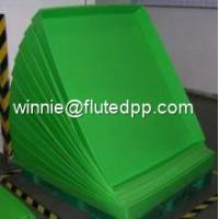 China PP Corrugated Plastic Layer pad on sale