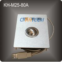 Stainless steel trackball mouse Manufactures