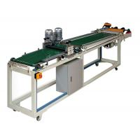Linear Cut Roller Mosaic Glass Breaking Machine With Typesetting , High Speed Manufactures
