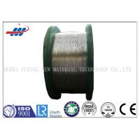 Spring Hard Drawn Steel Wire 0.45mm Dia With 1470N/Mm2-1770N/Mm2 Tensile Strength Manufactures