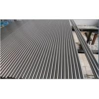 40Cr Quenched Chrome Piston Rod , Hollow Steel Rod Chrome Plating Manufactures