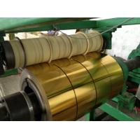 SPCC Electrolytic Tinplate Steel Coil 2.8 Bright Finish 1040mm Max Width Manufactures