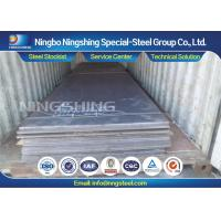 Quality 1045 Carbon Steel Plate Steel Flat Bar for Injection Plastic Mould for sale