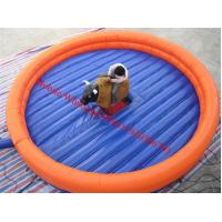 inflatable inflatable mechanical bull ring inflatable red mechanical bull for sale Manufactures