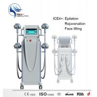 Quality Multifunction IPL Laser Equipment , Hair Removal Machine With CE Approved for sale