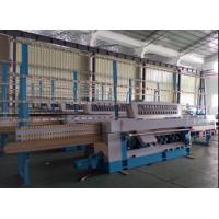 Glass Edging Equipment , Glass Straight Line Glass Edging Machine,Automatic Glass Edger and Polisher Manufactures