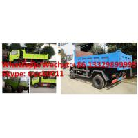 Quality High quality and competitive price CLW brand 4*2 RHD diesel 3tons mini dump truck for sale, tipper vehicle for sale for sale