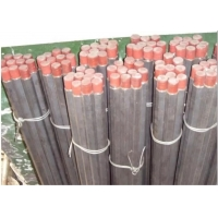Threaded Wireline Drill Rods , T45 Drill Extension Rod 48 - 80mm Hole Diameter Manufactures