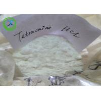 Buy cheap Hot Sale Local Anesthetic Tetracaine HCl  to Brazil and  Europe countries with Delivery Guarantee from wholesalers