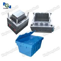 Plastic injection storage box mould Manufactures