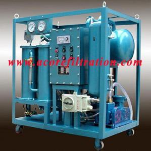 DVTP High Vacuum Transformer Oil Filter Machine Manufactures