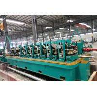 Galvanized Steel Strip Welded Pipe Mill Line Manufactures
