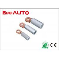 Aluminium & Copper Tinned Copper Cable Lugs , Copper Cable Lugs 87mm  - 120mm Manufactures