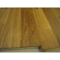 White Oak Uniclick 3-ply Flooring Manufactures