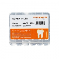 Dental Niti  Files Assorted With Sodium Hypochlorite Multi Function Easy Shaping Manufactures
