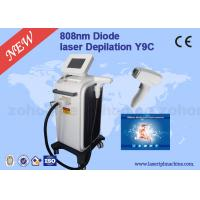 "Quality 8.4"" Touch LCD Display Laser Permanent Hair Removal Machine Big Spot Size for sale"