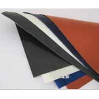 Quality Heat Resistance Silicone rubber coated fiberglass fabric for sale