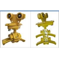 Quality Corrosion Resistance C Track Festoon System For Round Cable / Cable Carrier for sale