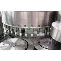 3 In 1 Auto Beverage Filling Machine Stainless Steel For Mineral Water Bottling Line Manufactures