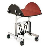Commercial Room Service Equipments Trolley With Folded Wood Board Manufactures