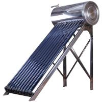 100liter high pressure solar water heating system Manufactures