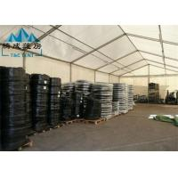 Clear Span Outdoor Aluminum Structure Large Warehouse Tent Customized Manufactures