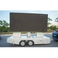 Dust Proof Truck Mounted LED Display For Advertising On Trucks And Trailers Manufactures