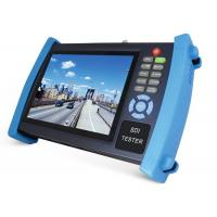 HD Multi-functional CCTV Tester 7 Inch With IP Address Search Manufactures