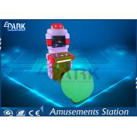 Children racing and shooting and parkour game coin operated candy prize series machine Manufactures
