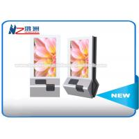 Full HD 1080p Wall Mount Touch Screen Information Kiosk For Advertising / Shopping Mall Manufactures