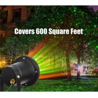 outdoor remote control laser christmas lights projector/ solar motion sensor light