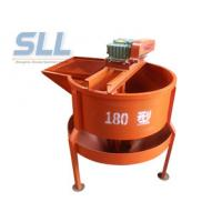 Small Size Double Layer Cement Grouting Pump With Mortar Mixing Bucket Manufactures