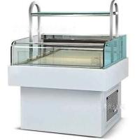 Food Warmer Showcase Open Type Sandwish Display Cabinet 1000*850*1280mm Manufactures