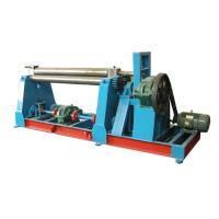 3 Rollers Mechanical Rolling Machine Have Good Price and  Performance Thin Thickness Stainless Tubes Manufactures