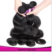 Brazilian Virgin Hair Weave Human Hair Extension in Stock Unprocessed Wholesale Body Wave Manufactures