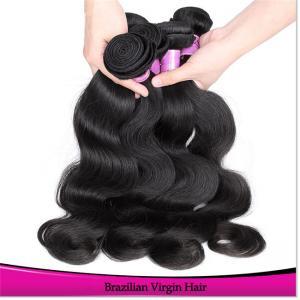 Natural Human Hair Premium Full Cuticles No Shedding Wholesale Virgin Human Hair Manufactures