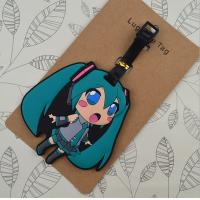 Buy cheap Rubber Funky Travel Luggage Label Straps Suitcase Name ID Address Tags Luggage Tags from wholesalers