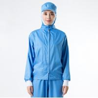 Moisture Wicking Unisex Food Industry Uniforms With Alloy Zipper Manufactures