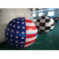 Backyard Sky Custom Printed Balloon 0.18mm PVC Inflating Helium Balloons Manufactures