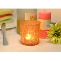 Romantic Wedding Gift Tealight Glass Candle Holder