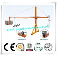 Building Column Suspension Jibs Wind Tower Production Line Durable Manufactures
