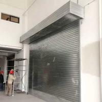 China Fireproofing Rolling Shutter Door for Fire Rescue and Emergency Trucks/ Vehicels on sale