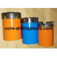 Synthetic 3 Inch Diamond Core Drill Bits , Mining Drilling Bits 12mm 14mm Manufactures