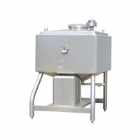 1440rpm High Speed Emulsification Liquid Sugar Milk Jacketed Mixing Tank Manufactures