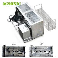 Wheel Halves Ultrasonic Cleaning Machine for Car Bus Truck Motorcycle Wheel Hub Manufactures