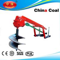 Shandong China Coal Tractor Post Hole Digger Manufactures