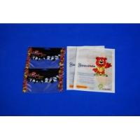 Custom Clear BOPP, CPP Printed sides gusset Food Sealer Bags with zipper sealed Manufactures