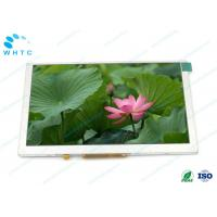China 800x480 Resolution IPS TFT LCD Display 4.3 Inches 400cd/㎡ RGB Vertical Stripe on sale