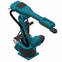 Cost Effective Hydraulic Robotic Arm , Safety Switch Mechanical Robot Arm Manufactures